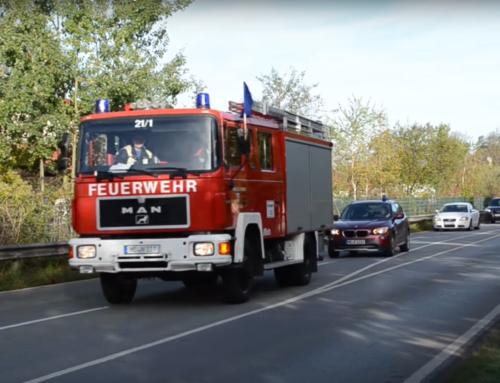 Feuerwehr Schaftlach in Bewegung