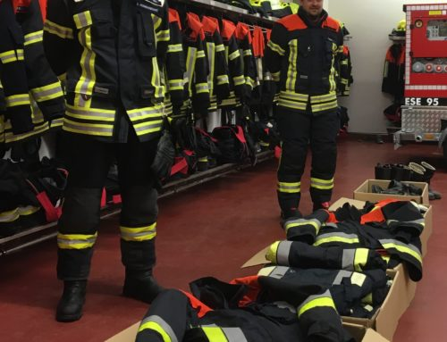 Die Freiwillige Feuerwehr Schaftlach unterstützt Einsatzkräfte beim Erdbeben in Kroatien